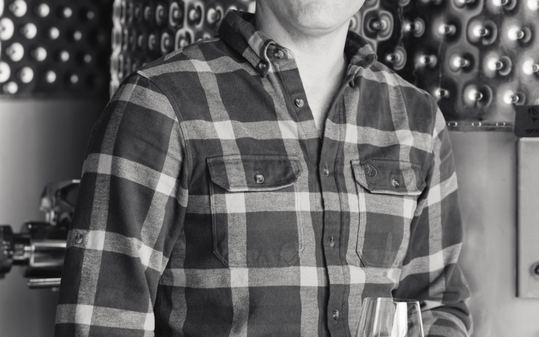 Winemaker Drew Perry