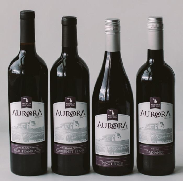 Aurora Cellars Red Wines