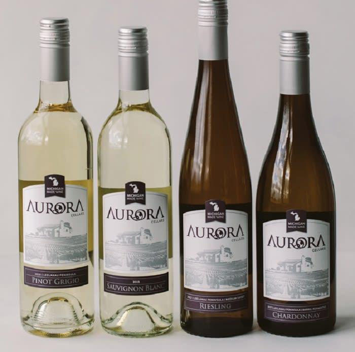 Aurora Cellars White Wines