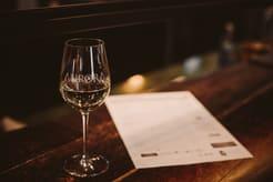 Aurora Cellars Wine Tasting