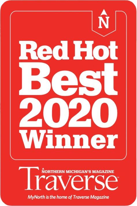 Red Hot Best 2020 Winner